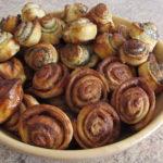Kaneelirullid – Roulés à la cannelle