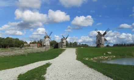 Les îles estoniennes : Saaremaa, Hiiumaa, Muhu