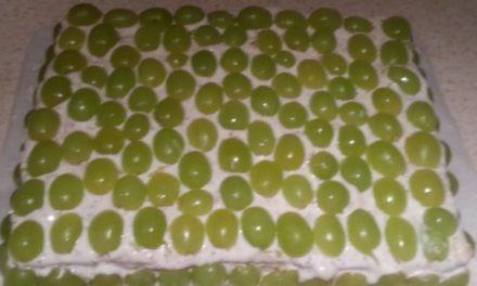 Gâteau de biscuits à l'estonienne