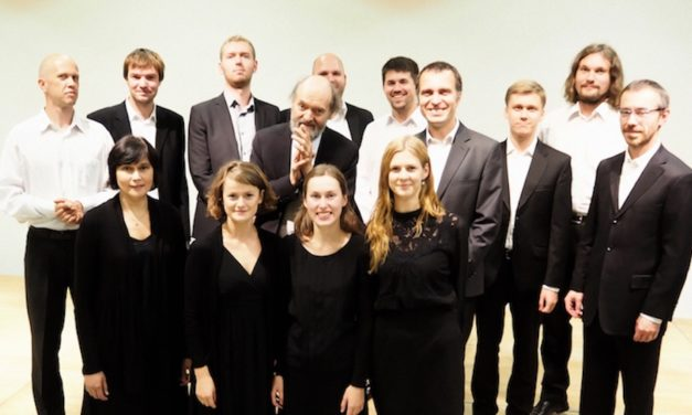 L'ensemble Vox Clamantis à Nantes les 2, 3 et 4 février
