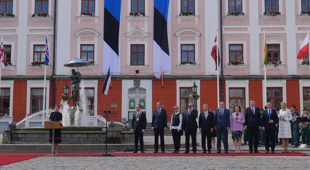 Actualités estoniennes 1er-30 juin 2018
