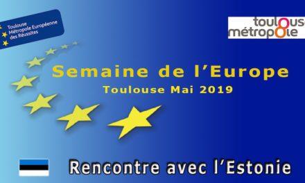 Rencontre avec l'Estonie à Toulouse en mai