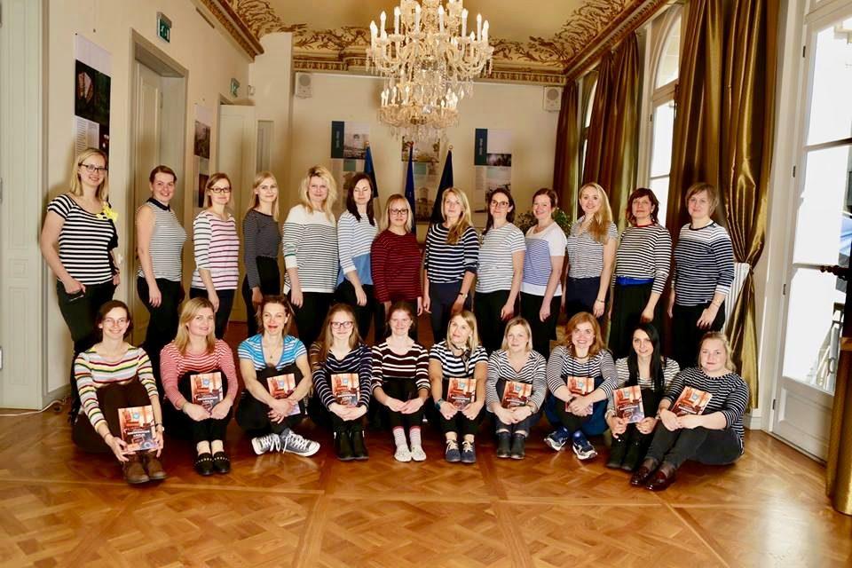 Chœur Estonien de France: avant-première le 4 juin
