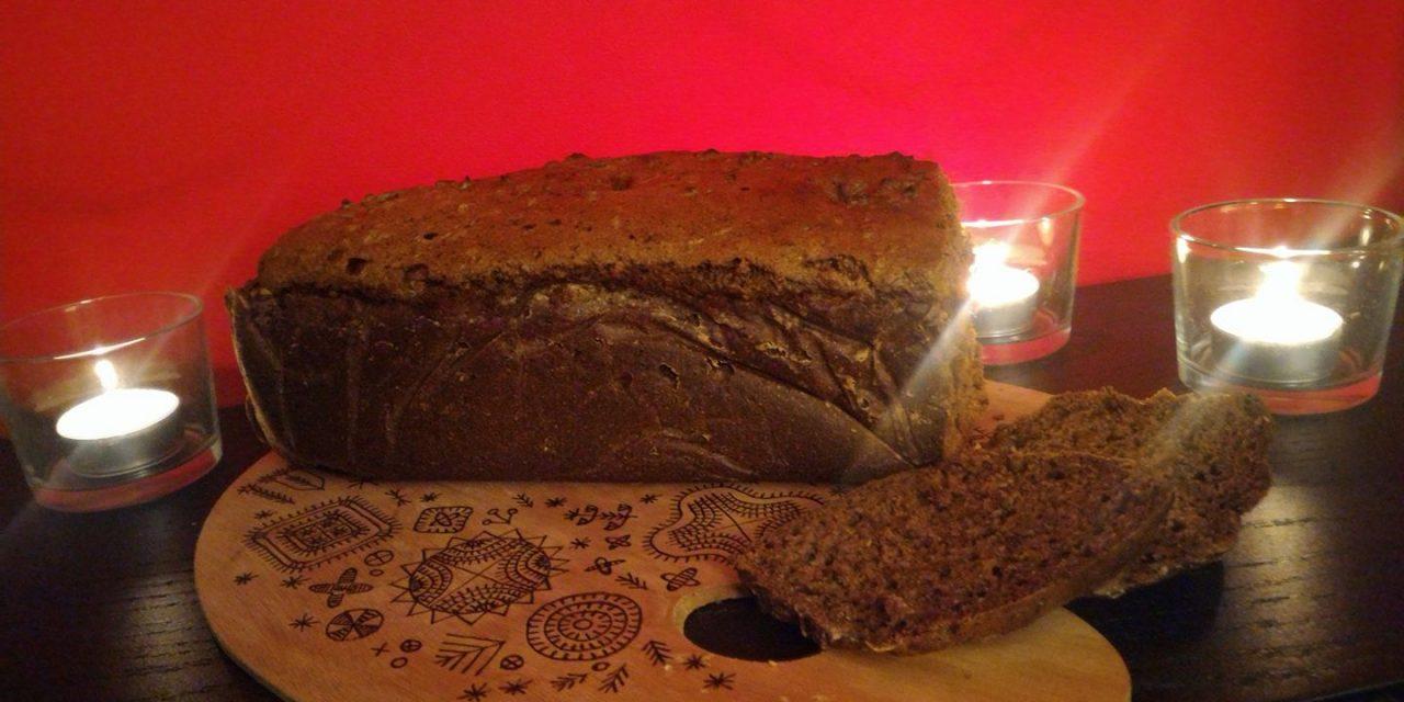 Must leib – Le pain noir estonien