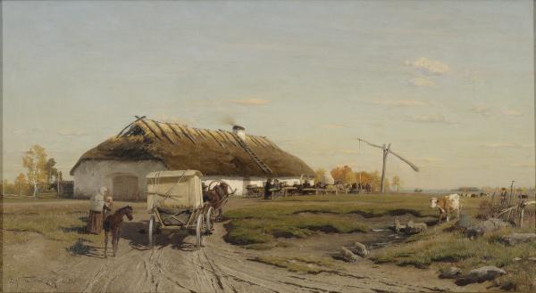 L'art estonien dans la seconde moitié du XIXe siècle