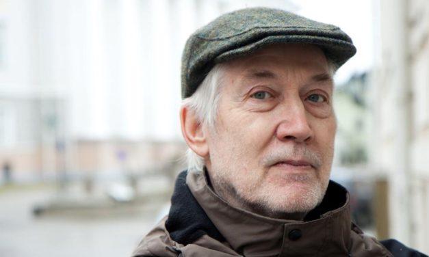 La mort de l'écrivain estonien Jaan Kaplinski