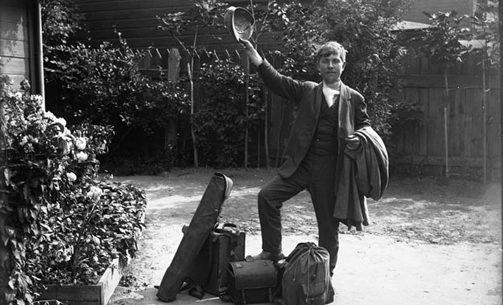 Johannes Pääsuke, l'homme aux deux caméras