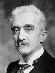 Paul Hymans en 1919