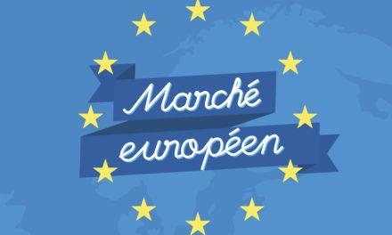 France-Estonie au Marché européen de Saint-Germain-en-Laye le 13 mai
