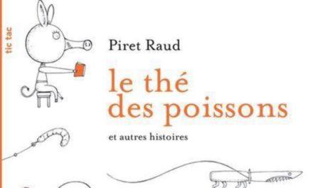 Lectures des histoires de Piret Raud à Rueil-Malmaison le 7 octobre