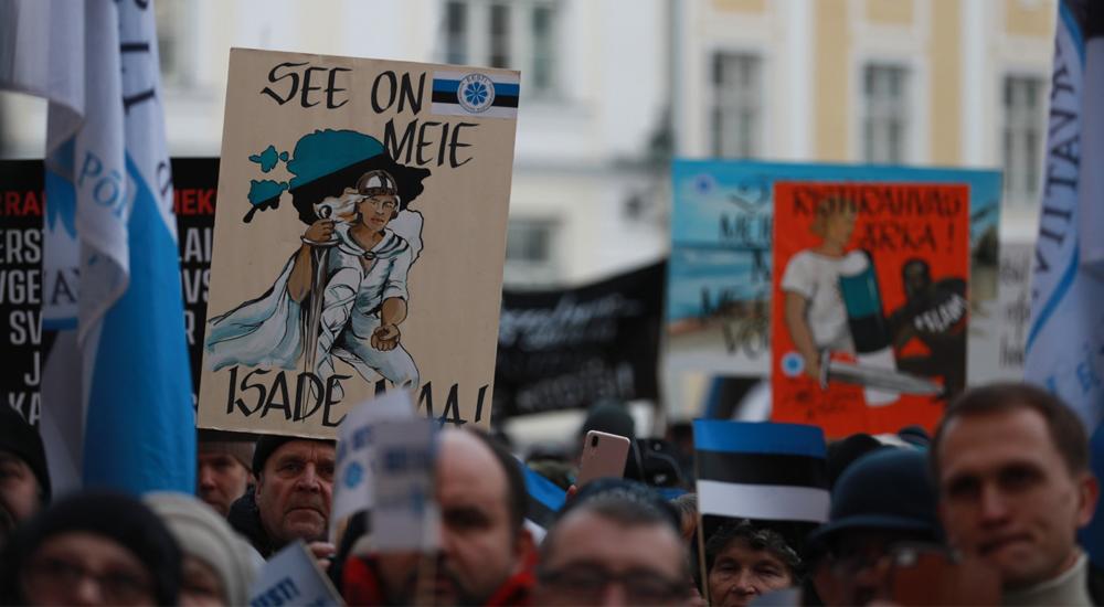Actualités estoniennes 1er-30 novembre 2018