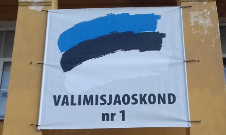 Actualités estoniennes – Élections législatives 2019