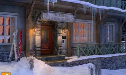 L'Auberge de l'Alpiniste mort