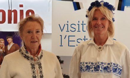 France-Estonie à Saint Germain en Laye