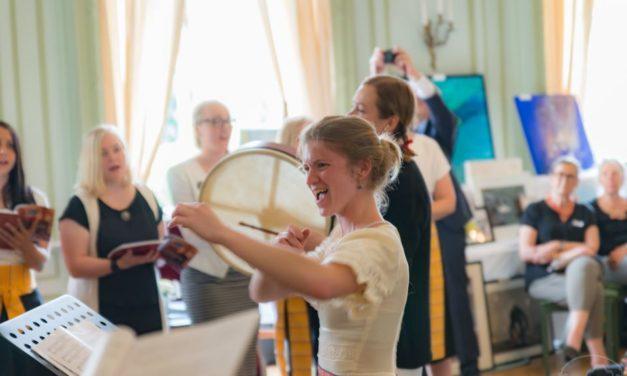 Chœur Estonien de France: concert du 4 juin