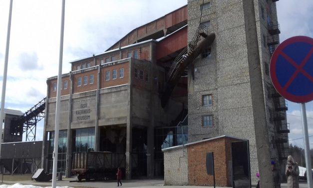 À la découverte du patrimoine industriel estonien : le musée de la mine de Kohtla-Nõmme