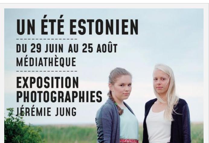 Un été estonien à Chambray-lès-Tours !